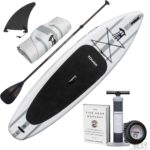 1. Tower Inflatable - Stand up Paddle Board