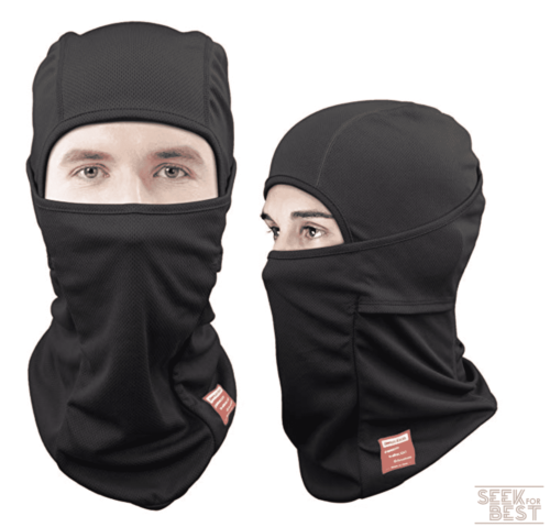 10. Dimples Excel Balaclava