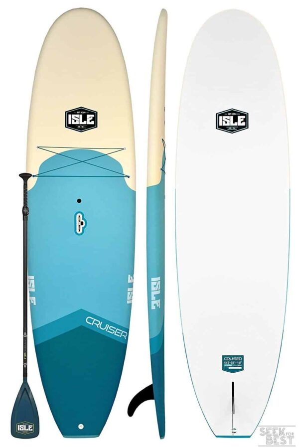 2. ISLE Classic - Stand Up Paddle Board