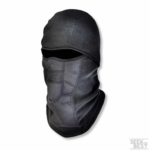 2. Ergodyne N-Ferno Thermal Fleece Hinged Balaclava