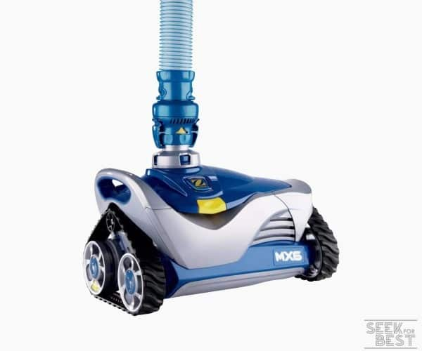 3. Zodiac Baracuda MX6 Automatic Suction Inground Swimming Pool Cleaner