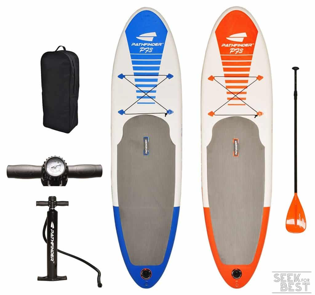 4. PathFinder Inflatable SUP