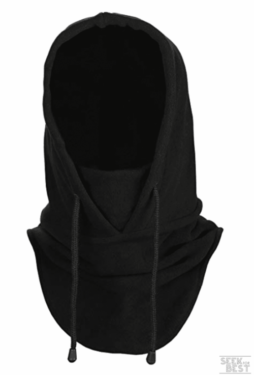 4. Fantastic Zone Balaclava Fleece