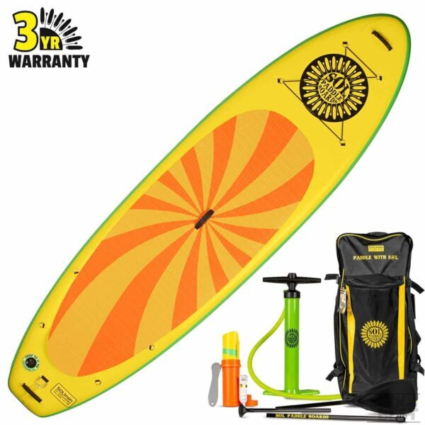 8. SOL Paddle Boards