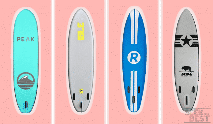 best SUP boards