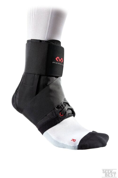 1. McDavid Support Ankle Brace