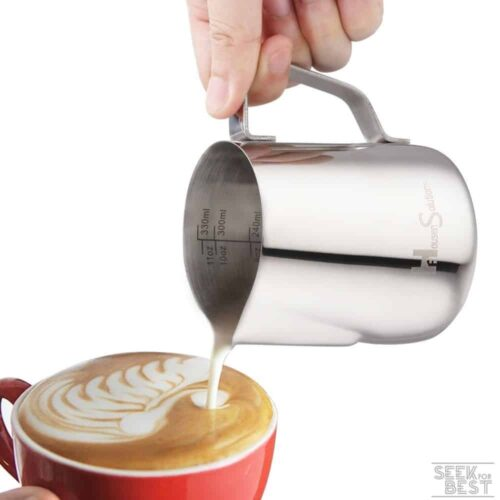 1. Housen Solutions' Milk Frothing Pitcher