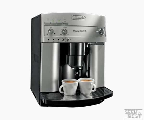 1. Best Automatic Coffee Maker with Grinder - DeLonghi ESAM3300 Magnifica Coffee Machine Review