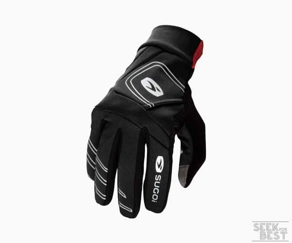 1. Sugoi Firewall LT Glove Review