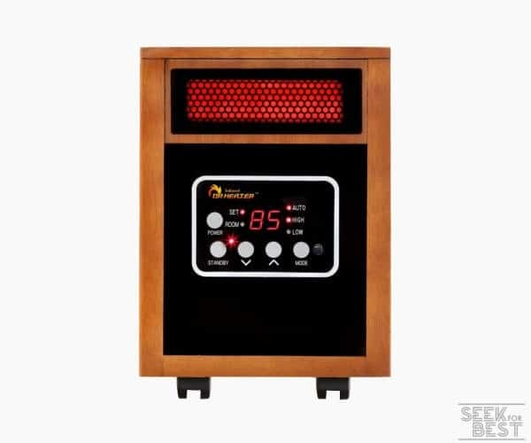 1. Dr. Infrared Heater