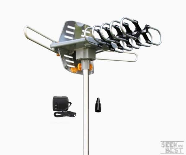 17. InstallerParts Amplified Outdoor HDTV Antenna Review