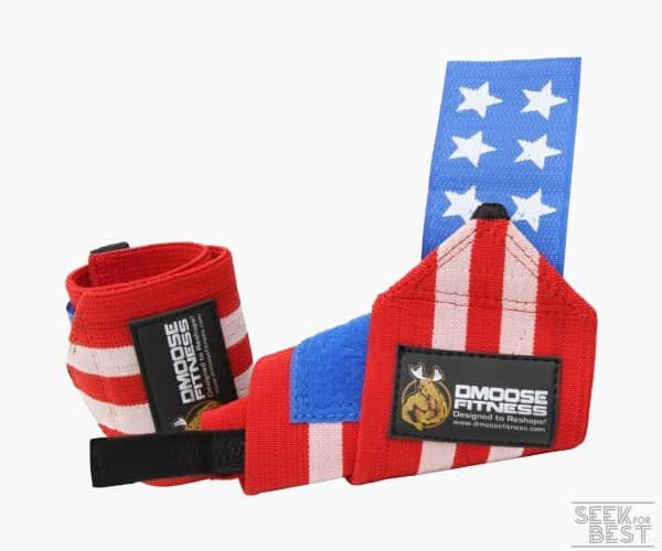 2. DMoose Fitness Wrist Wraps Review