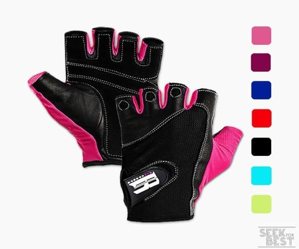 2. RimSports Gym Gloves