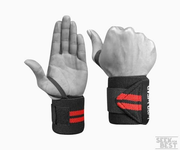 3. WOD Wear Elastic Wrist Wraps Review
