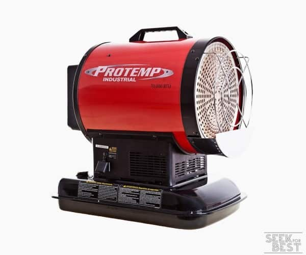 3. Protemp Sun Stream - Powerful Kerosene Heater