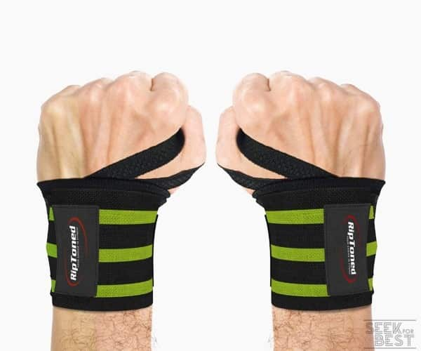 4. Rip Toned Wrist Wraps Review