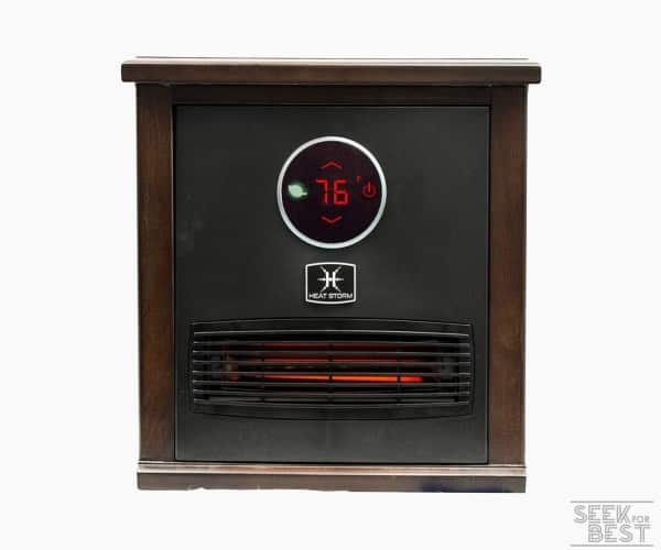 5. Heat Storm HS-1500-IPR Infrared Heater