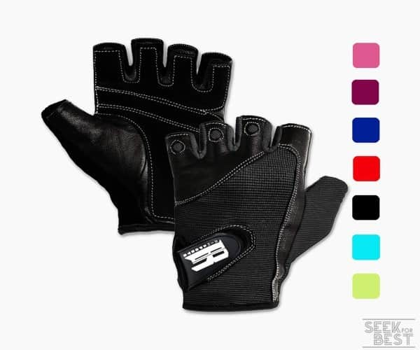 5. RIMSports Weight Lifting Gloves