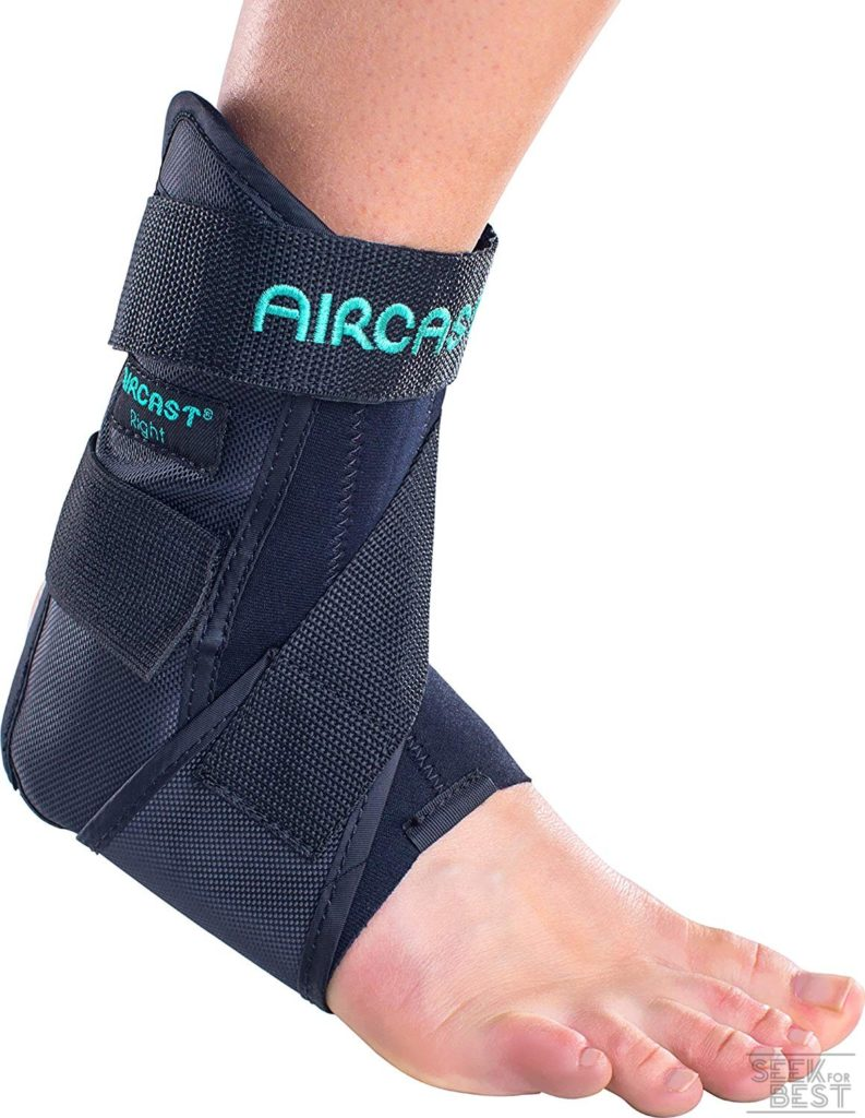5. Aircast Ankle Support Brace
