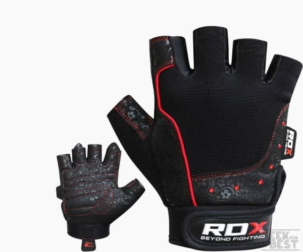5. RDX Weight Lifting Gloves