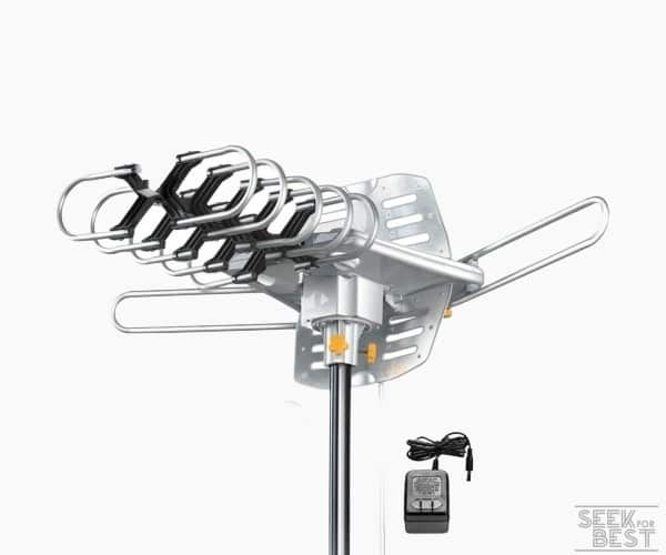 5. Tree New Bee Amplified HD Digital Outdoor Antenna Review