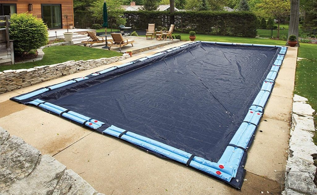 5. Blue Wave In-Ground Pool Winter Cover