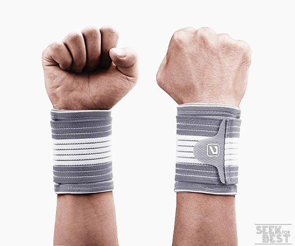 6. Liveup Sports Wrist Strap and Support Review