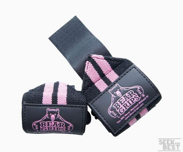 7. Bear Grips II – Band Wrist Wraps Review