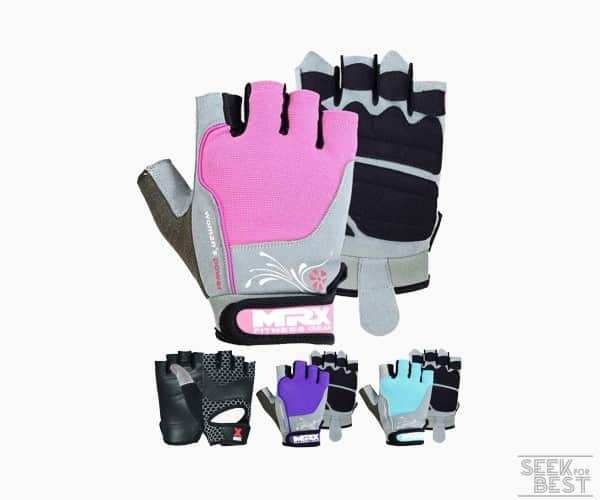 8. MRX Women's Weight Lifting Gloves