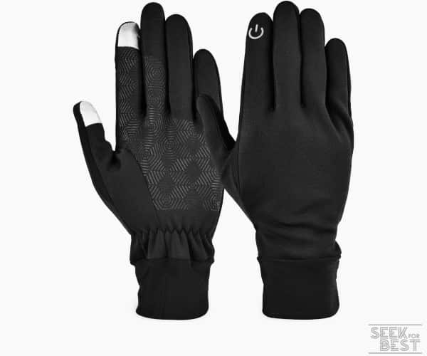 8. Lonew Touch Screen Gloves