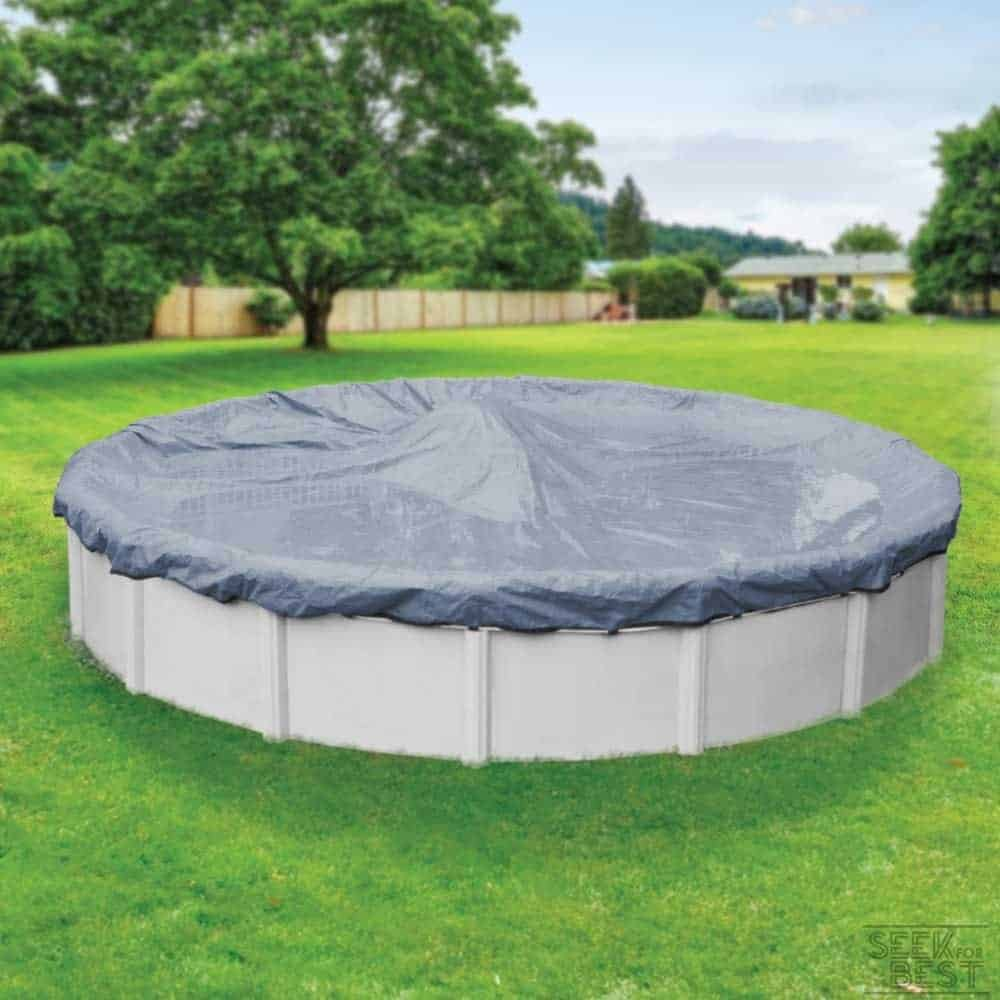 9. Robelle Premier Winter Pool Cover