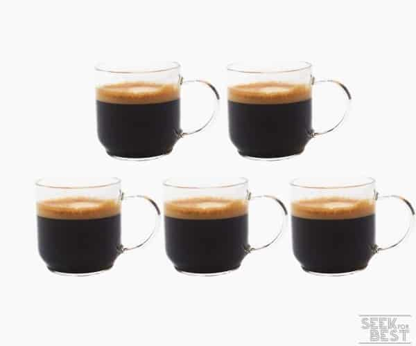 9. Zenco Espresso Gift Set of 6