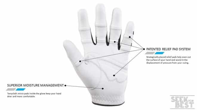 1. Bionic Gloves – Men's Golf Glove review