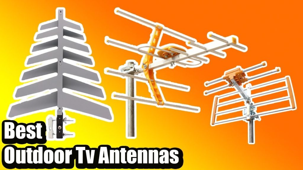 best outdoor tv antennas