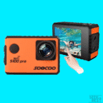4k WIFI Sports Action Camera, SOOCOO C30R Action Camera Waterproof 20MP 170 Degree Wide Angle Sports Video Camera