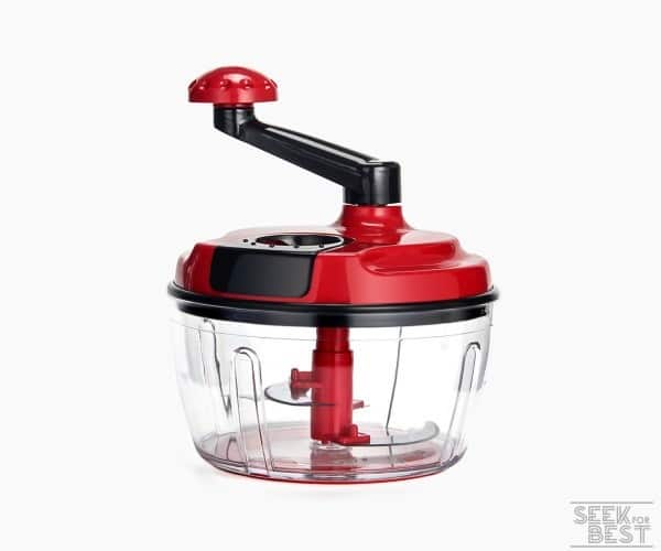 10. Momugs 8 Cup Food Processor review