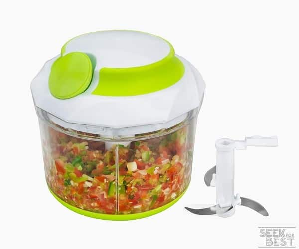 2. Brieftons QuickPull Food Chopper review