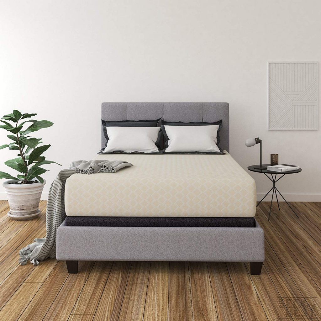 3. Signature Design Chime Express Memory Foam by Ashley