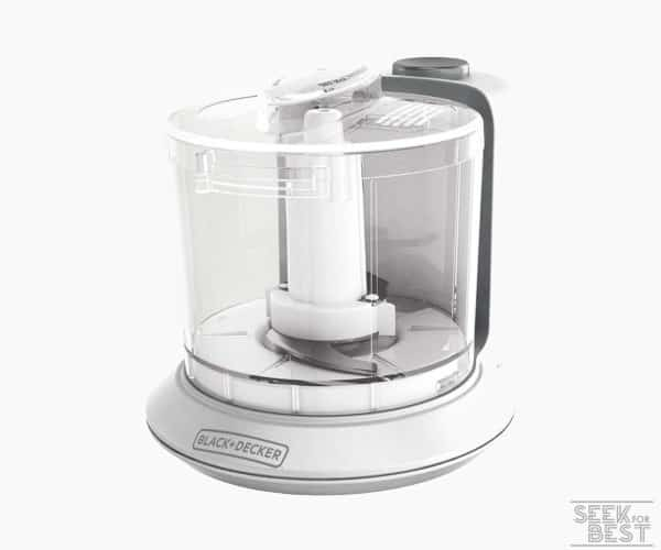 9. Black+Decker 1.5 Cup Electric Food Chopper review