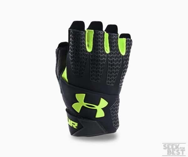 1. Under Armour Men's Clutch Fit Resistor Gloves