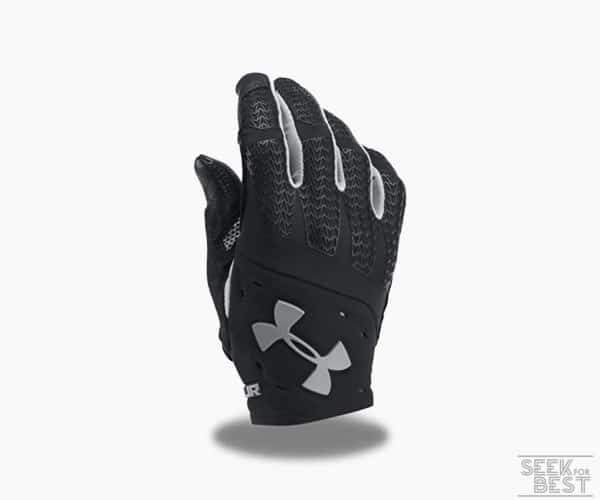 2. Under Armour Men's ClutchFit Renegade Training Gloves