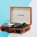 Musitrend T316UB Turntable Portable Suitcase