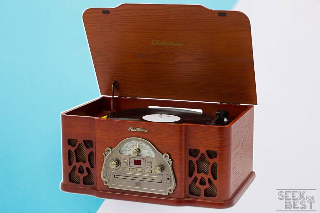 Electrohome Wellington (EANOS502) Record Player