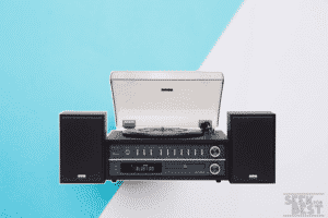 Teac MC-D800 All In one Turntable Speaker System