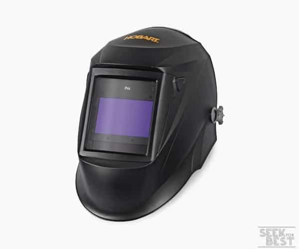 Hobart 770753 Pro Variable Auto Darkening Welding Helmet