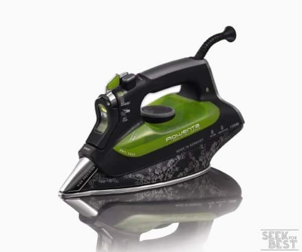 10. Rowenta DW6080 Eco-Intelligence Iron