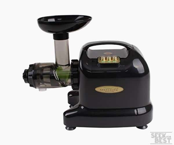 13. MATSONE 6 IN 1 MASTICATING JUICER