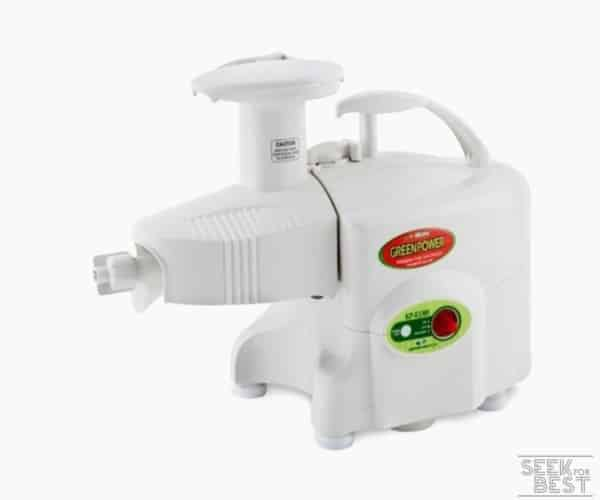 15. GREEN POWER KEMPO GPT-E1304 JUICER
