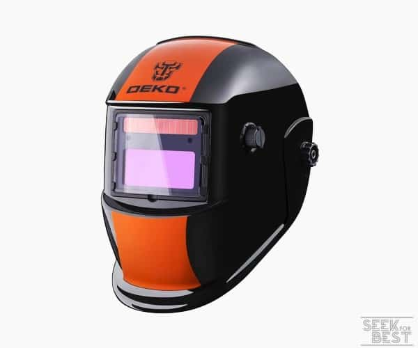 2. DEKOPRO Welding Helmet Review