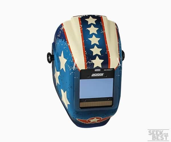 3. Jackson Safety Insight - Auto Darkening Welding Helmet